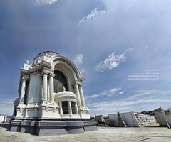 La Cripta en Panormica - 9511 (Marcos GP) Tags: marcosgp lima peru cementerio cripta tumba toomb mauseleo guerra pacifico heroes patrios
