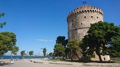 White Tower (skumroffe) Tags: whitetower vitatornet tower torn turm torre tour thessaloniki greece grekland hellas ellada macedoniagreece greekmacedonia macedonia mellerstamakedonien makedonien
