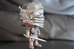 Funko Pop - Red Knight, The Soul of Cinder (Marco Hazard) Tags: funko pop dark souls 3 red knight soul cinder firelink armor from software chosen undead