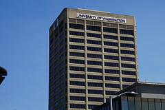 University of Washington Tower (Agrestic13) Tags: sel1670 huskies uw seattle