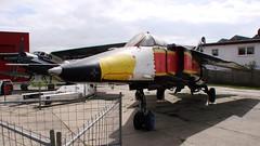 Mikoyan-Gurevich MiG-23BN in Speyer (J.Com) Tags: aircraft aviation air technik museum speyer germany deutschland mikoyan gurevich mig23 east force 705 luftwaffe 2049 czech
