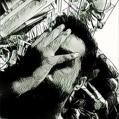 Anonymous (arkamitralahiri) Tags: india kolkata calcutta art unknown hidden secret anonymous abstract surreal sketch