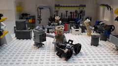 Werkstatt 4 (falke_heinz) Tags: lego hoth star wars echo base
