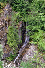 Unnamed waterfall (kewing) Tags: skagitriver