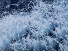 Rough sea (laura&dennis) Tags: sea water europe ferry corsicaferries corse korsika roadtrip travel summer ocean vacation wave blue aqua azul azure