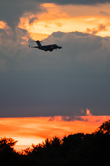 C-17A | A41-213 | RAAF 36 Sqn (Nick Collins Photography, Thanks for 2.1 million v) Tags: aircraft aviation flying military canon 7dmk2 500mm boeing c17a globemaster iii sunset australia raaf a14213