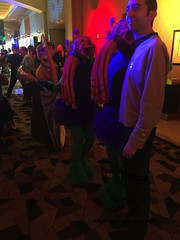 Star Trek  convention 2016-7 (GoFreak Media) Tags: lasvegas startrek star trek convention gofreakmedia data spock klingon thenextgeneration kirk jonjonthephenomenon