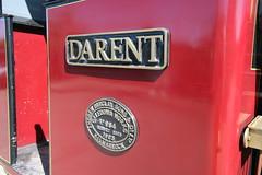 5 (Hampton & Kempton Waterworks Railway.) Tags: darent arrives loop