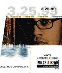 Miles A Head (Mary Hawkins) Tags: flyer clubkid 1999 misfire