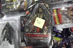 NECA Predators Classic Predator Action Figure (splinky9000) Tags: ottawa comic con 2013 canada ernst young centre booth toys neca predators 2010 action figure classic predator yautja unmasked