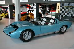 Lamborghini Miura Roadster (Clment Tainturier) Tags: motors valley museo lamborghini santagata bolognese miura roadster