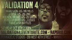 VALIDATION 4 SATURDAY OCT 8TH  R.B.E... (battledomination) Tags: validation 4 saturday oct 8th  rbe battledomination battle domination rap battles hiphop dizaster the saurus charlie clips murda mook trex big t rone pat stay conceited charron lush one smack ultimate league rapping arsonal king dot kotd freestyle filmon