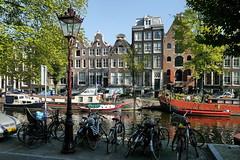 P2390115 (Lumixfan68) Tags: amsterdam prinsengracht gracht laternen
