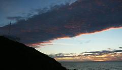 Fire in the Cloud (Ratters1968 3,500,000 million views.) Tags: burghead moray scotland firth morayfirth northeastscotland canon eos 7d mk2 mk11 dslr digital canoneos7dmk2 martyn wraight 1968 ratters ratters1968 martynwraight colour sun sunset beauty natural nature dusk twilight sea seaside coast coastline beach beachead