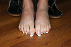 French toenails (Erika Feet) Tags: altos ankle bare clear dedos desnudo ellie exotic fashion feet female fetisch fetish flip flipflop flop foot fuss fsse girl heel heeled heels high hose leg leggins legs mule mules nails nylon nylons nudos open opentoe pantyhose peep peeptoe pie pies plataforma plattform pleaser polish pumps sandal sandalias sandals sexy shiny shoes slides slingback slut sohlen sole soles stiletto stockings strap strappy stripper tacon tacones thong toe toenail toenails toes wear wearing woman zeh zehen