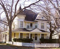 Bonham TX Queen Anne Victorian (John Shiflet) Tags: anne texas victorian queen bonham