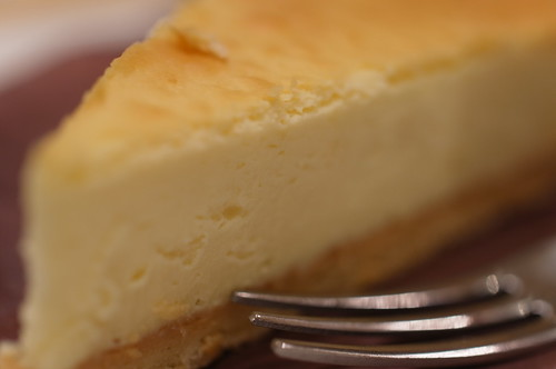 NY Cheese cake with RICOH GXR