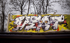Letter mutations (Fat Heat .hu) Tags: graffiti character cfs coloredeffects fatheat