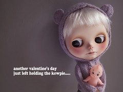 another lonely Valentine....
