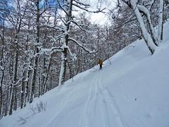 Scialpinismo Terminillo - Monte di Cambio da Fontenova