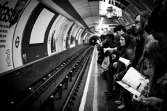 The Everyday Crowd (vinsentochan) Tags: street white black london love public beautiful underground photography ditch outdoor keep keep2 keep3 ditch2 ditch3 ditch6 ditch8 ditch9 ditch4 ditch5 ditch7