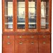 134. Contemporary Lighted China Cabinet