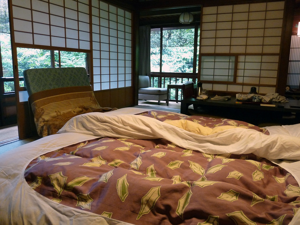 Ryokan, l\'auberge traditionnelle japonaise | DozoDomo