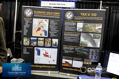 KLONDIKE GOLD CORP - CAMBRIDGE HOUSE INTERNATIONAL 2013 VRIC-4- (OREFRONT.com) Tags: diamonds silver gold mining stocks mines copper uranium coal exploration investment zinc tsx stockmarket goldmine shares funds investor goldmining pennysto