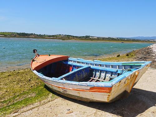 portugal boat algarve woodenboat