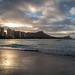 Oahu - Sunrise Over Waikiki