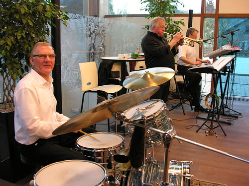 Koffietafel met Three men sound - © Antheunis Jacqueline