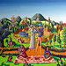 rapahel perez israeli naive painter רפי פרץ צייר ישראלי נאיבי אמנות נאיבית ישראלית גלריה לאמנות נאיביית