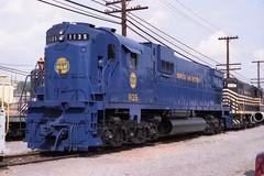 Norfolk & Western C630 (Andy961) Tags: railroad museum virginia nw diesel engine railway trains roanoke va locomotive norfolkwestern alco c630