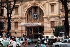 Saigon 1969 - Bưu điện Trung tâm tại Quảng trường JFK (manhhai) Tags: 1969 1968 saigon