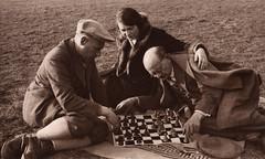 Ajedrez, 1931 (Bellwizard) Tags: 1931 austria sterreich ajedrez