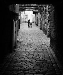 Medieval old town (rovinglight) Tags: old streets town estonia cobbled cobblestone tallin lpcobblestones