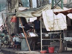 Saigon Nov 1968 - Vendor on Le Loi (manhhai) Tags: 1969 1968 saigon brianwickham