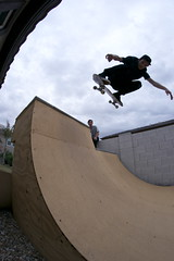 DSC_3815 (fudge and rad) Tags: baby dead backyard skateboarding youre fresh ollie till skate skateboard swag miniramp shred yolo dayum