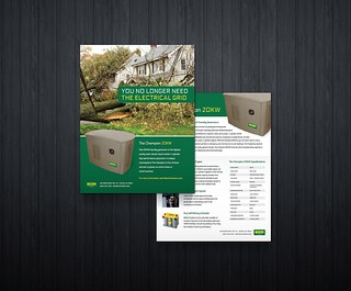 Beem Outdoors - The Champion 20KW Handout