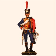 RC110 08 French Hussar 1808 (Tradition of London) Tags: toy actionfigures toyshop toysoldiers oldtoys 110mm modelsoldiers toyfigures toyminiature traditionoflondon
