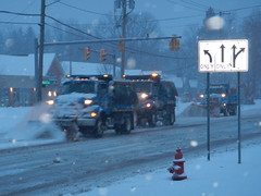 Mayfield Hts. Snow Plowing (Jamo1454) Tags: ohio snow service sterling heights department mayfield plows
