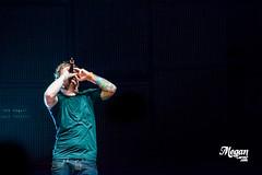 Ed Sheeran @ The Sydney Entertainment Centre_1-3-13_140 (megancarewphotography) Tags: lighting music green smile ed march guitar live livemusic tshirt acoustic backdrop staging 2013 sydneyentertainmentcentre sheeran jamesii edsheeran