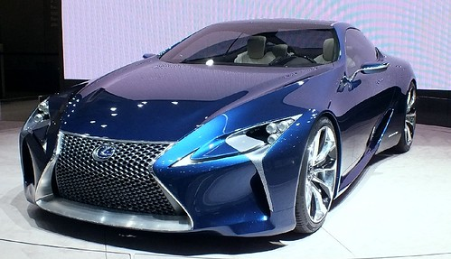 Lexus LF-CL (1)