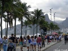 Ipanema_Rio de Janeiro (FM Carvalho) Tags: brazil rio brasil riodejaneiro de shot sony cybershot sonycybershot cyber ipanema brésil calçadão calçadãodeipanema hx9v sonyhx9v