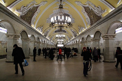 The Moscow Metro (2) (Rafael Gonzalez V.) Tags: winter paisajes russia moscow invierno lanscape rusia moscu