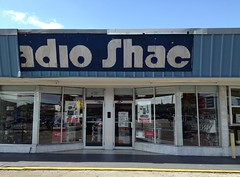 Radio Shack Old Logo