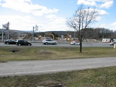 THE DEMOLITION OF THE OLD MIRON SITE IN MARCH 2013 (richie 59) Tags: road trees urban usa building cars america buildings outside us spring highway ruins automobile unitedstates ruin oldbuildings demolition vehicles highways vehicle newyorkstate roads buildingsite backhoe oldbuilding automobiles obsolete wornout nystate hudsonvalley miron motorvehicles 9w demolitionsite ulstercounty motorvehicle uscar uscars fourlane americancity 2013 route9w 4lane ulstercountyny americanbuilding fourlanehighway 2010s 4lanehighway rt9w americanbuildings townofulster richie59 march2013 townofulsterny march302013 mironconcrete