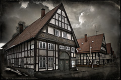 Another old house waiting for new life (MichaelSanderDU) Tags: old urban abandoned germany deutschland decay forgotten nrw lonely horn past nordrheinwestfalen decaying forget verlassen urbex verfallen hornbadmeinberg michaelsander michaelsanderdu