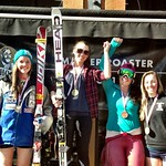 Panorama Spring Series 2013 Top-3 Overall GS Girls - Stephanie Gartner 2nd PHOTO CREDIT: Gregor Druzina