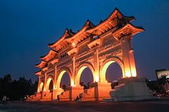 Chiang Kai-shek Memorial (anechoic_photos) Tags: memorial taiwan taipei chiang 1022 kaishek